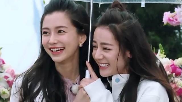 Angela Baby đọ sắc cùng loạt sao nữ đình đám tại Running Man Trung Quốc: Ai nhỉnh hơn? - Ảnh 2.