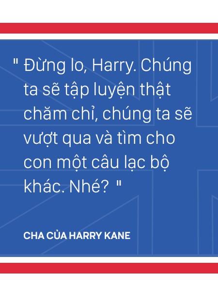 Harry Kane: Bài học về thất bại ở tuổi lên 8 và nỗ lực phi thường để trở thành người hùng của nước Anh - Ảnh 1.