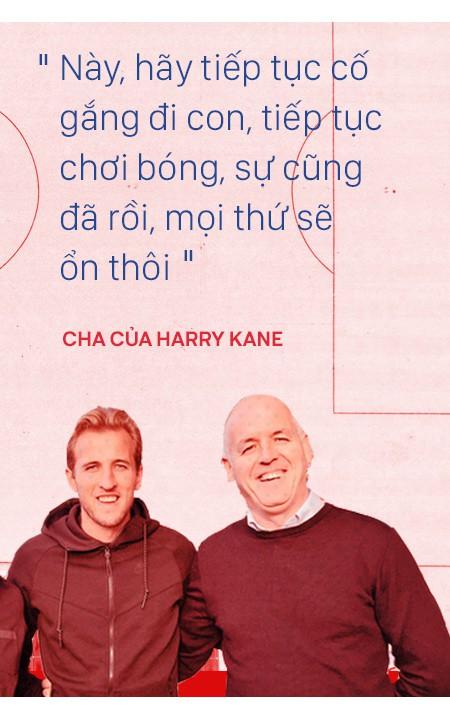 Harry Kane: Bài học về thất bại ở tuổi lên 8 và nỗ lực phi thường để trở thành người hùng của nước Anh - Ảnh 4.