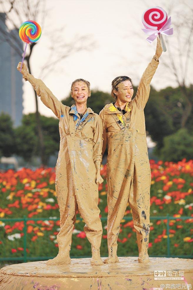Angela Baby đọ sắc cùng loạt sao nữ đình đám tại Running Man Trung Quốc: Ai nhỉnh hơn? - Ảnh 3.