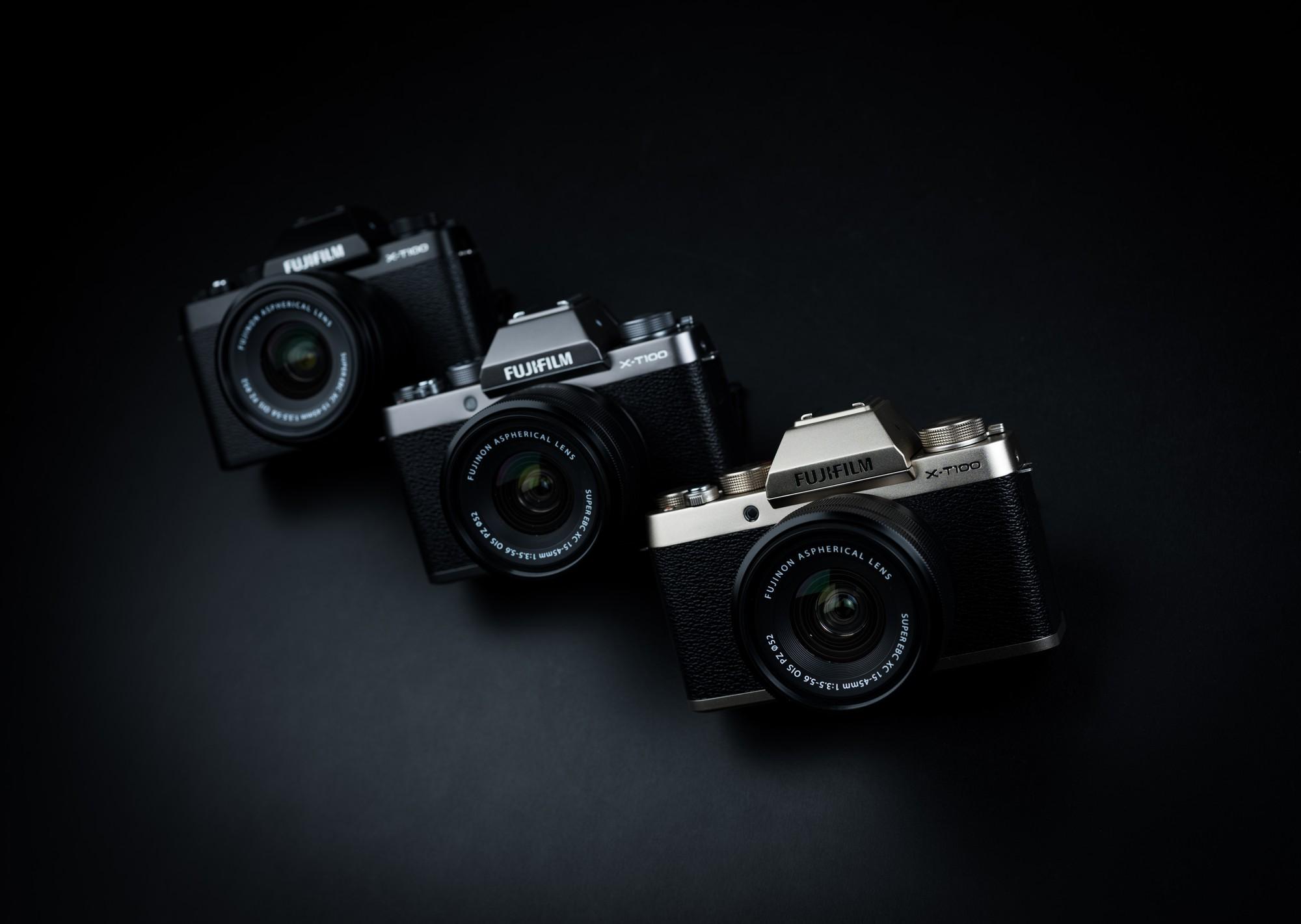 Fujifilm trình làng \u201ctân binh\u201d dòng máy ảnh không gương lật - Ảnh 2