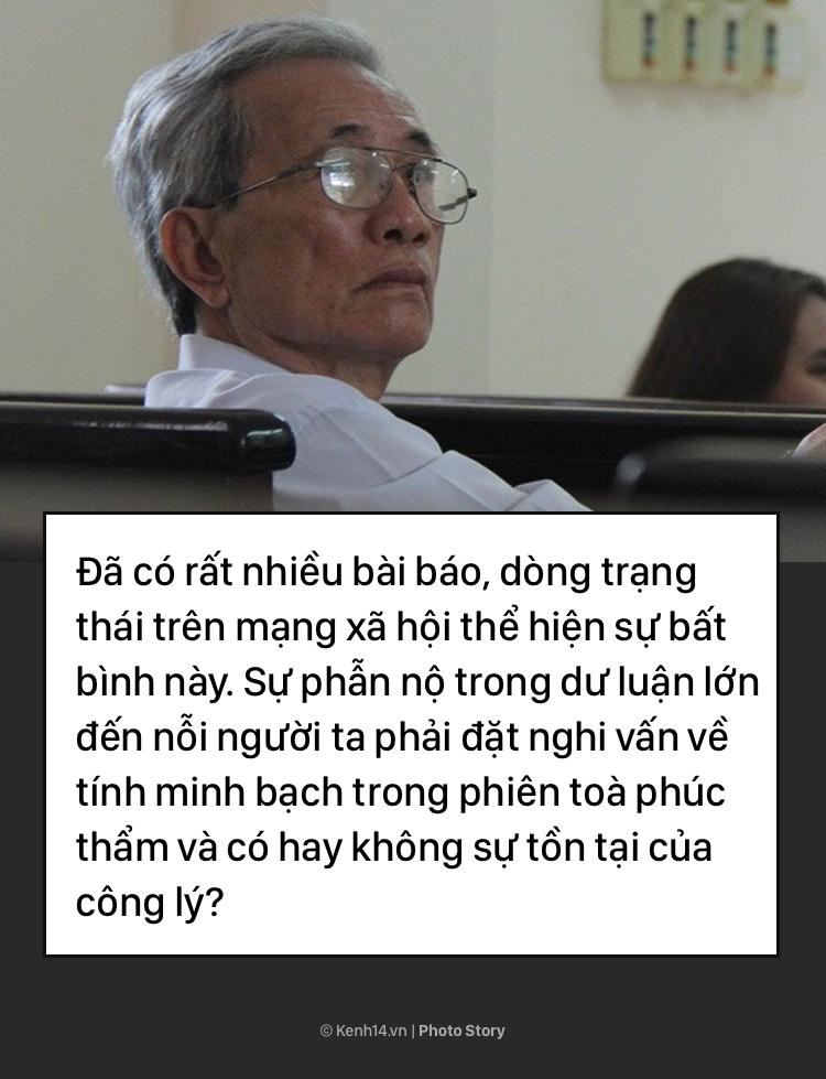 Vụ Nguyễn Khắc Thủy: Từ 18 tháng tù treo đến 3 năm tù tội dâm ô trẻ - Ảnh 5.