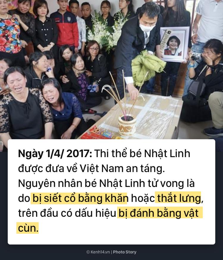 Ngày mai chính thức xét xử công khai vụ án bé gái Nhật Linh - Ảnh 9.
