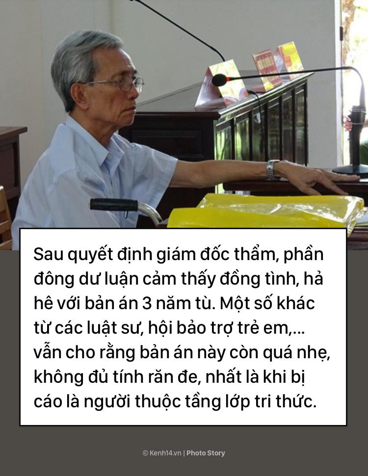 Vụ Nguyễn Khắc Thủy: Từ 18 tháng tù treo đến 3 năm tù tội dâm ô trẻ - Ảnh 13.
