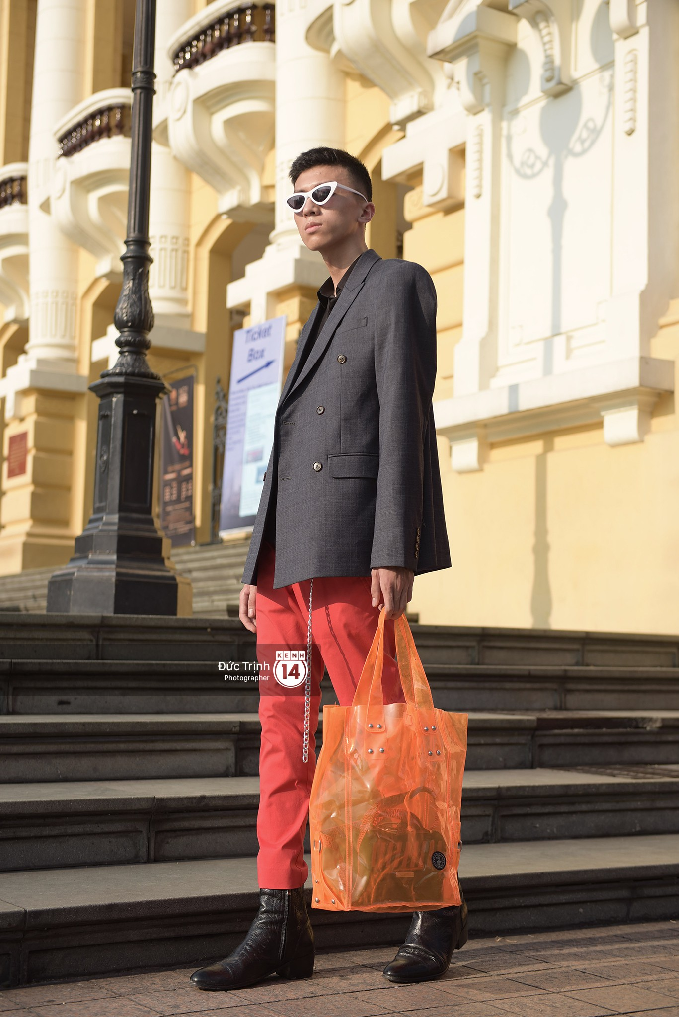 Street style 2 miền: Sài Gòn cool ngầu phá cách bao nhiêu, Hà Nội lại đơn giản nữ tính bấy nhiêu - Ảnh 18.