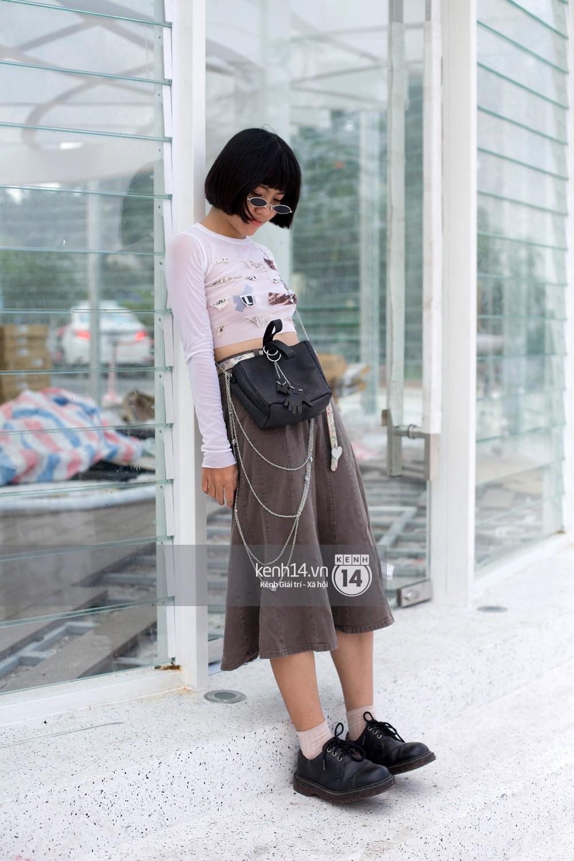 Street style 2 miền: Sài Gòn cool ngầu phá cách bao nhiêu, Hà Nội lại đơn giản nữ tính bấy nhiêu - Ảnh 7.
