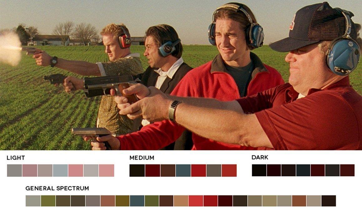 Để cảm xúc đưa lối qua bảng màu dị thường từ phù thuỷ hình ảnh Wes Anderson - Ảnh 4.