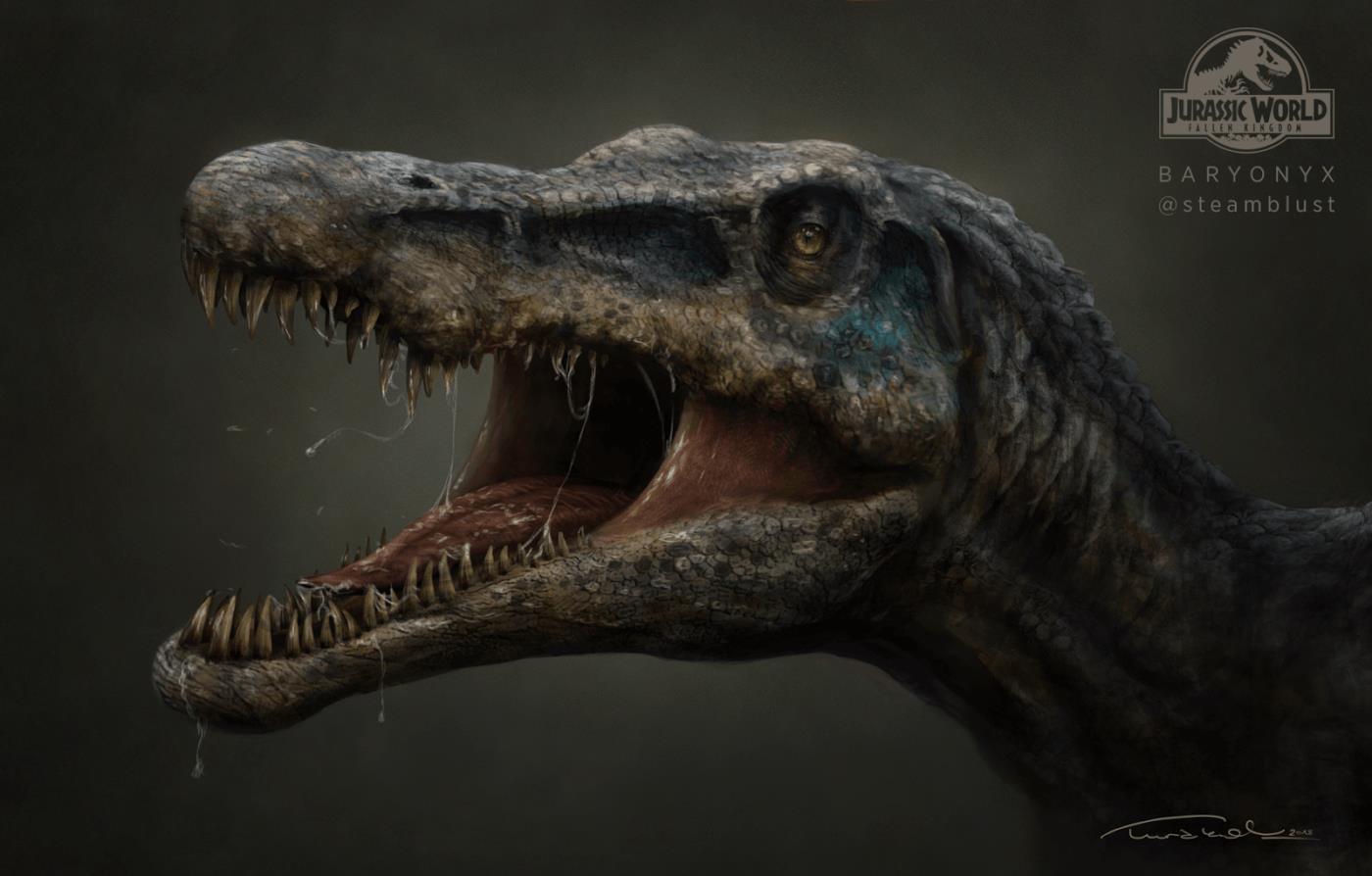 """Điểm mặt 7 loài khủng long bá đạo xuất hiện trong """"Jurassic World: Fallen Kingdom"""" - Ảnh 11."""