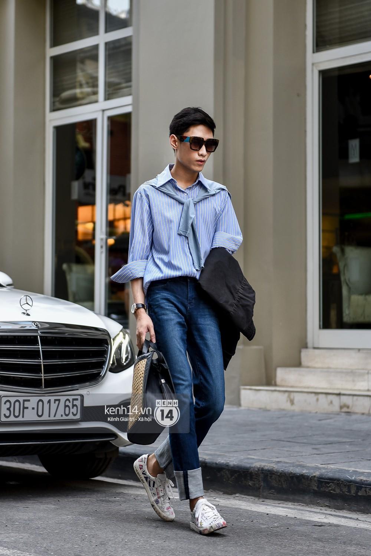 Street style 2 miền: Sài Gòn cool ngầu phá cách bao nhiêu, Hà Nội lại đơn giản nữ tính bấy nhiêu - Ảnh 17.