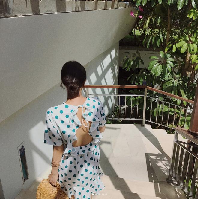4 kiểu váy liền nhìn cưng hết nấc này thật đúng là sinh ra để dành cho mùa hè! - Ảnh 13.