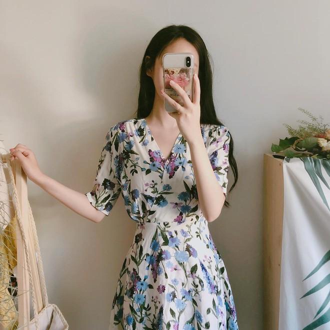 4 kiểu váy liền nhìn cưng hết nấc này thật đúng là sinh ra để dành cho mùa hè! - Ảnh 7.