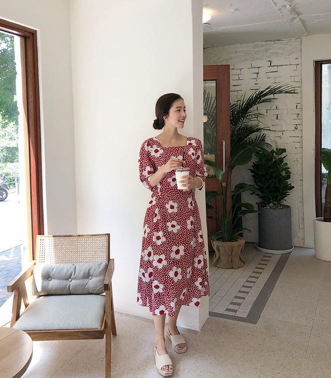 4 kiểu váy liền nhìn cưng hết nấc này thật đúng là sinh ra để dành cho mùa hè! - Ảnh 10.