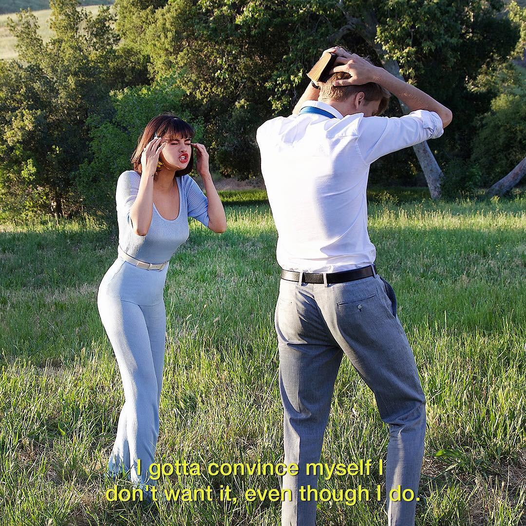 Selena tung loạt ảnh hậu trường MV mới cùng clip nhá hàng lầy lội cho ca khúc nghi vấn về Justin - Ảnh 5.