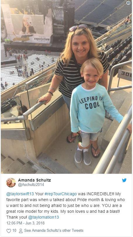 Taylor Swift gây xúc động với bài phát biểu gửi đến cộng đồng LGBT: Các bạn thật dũng cảm - Ảnh 7.