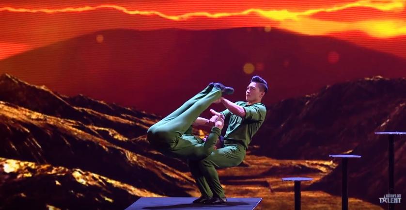 Quốc Cơ - Quốc Nghiệp dừng chân top 5, anh chàng bị bệnh bại não đăng quang Got Talent - Ảnh 2.