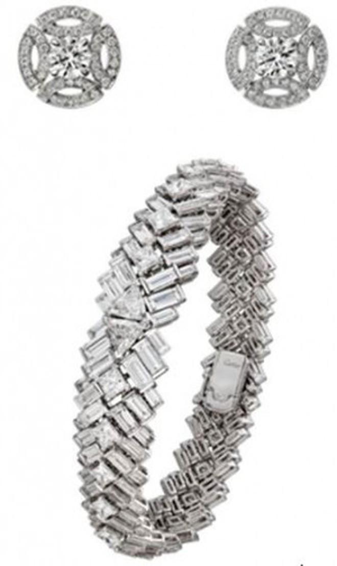 30 tỷ đồng là con số được ước tính về giá trị của BST trang sức mà Tân công nương Meghan đang sở hữu - Ảnh 4.