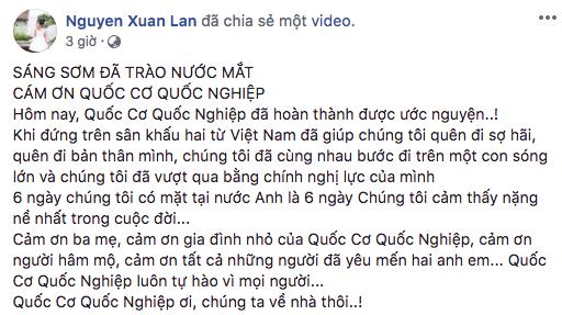 Quốc Cơ Quốc Nghiệp với màn diễn sinh tử khiến nhiều sao Việt tự hào - Ảnh 3.