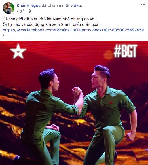 Quốc Cơ Quốc Nghiệp với màn diễn sinh tử khiến nhiều sao Việt tự hào - Ảnh 4.