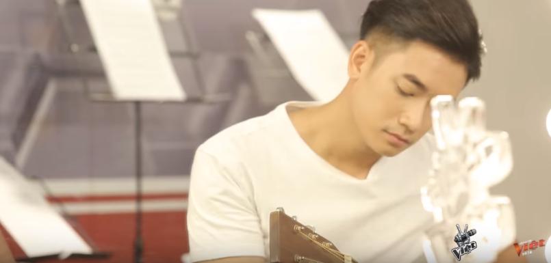 Cận cảnh nhan sắc cực phẩm của chàng Việt kiều team Noo Phước Thịnh - The Voice - Ảnh 4.