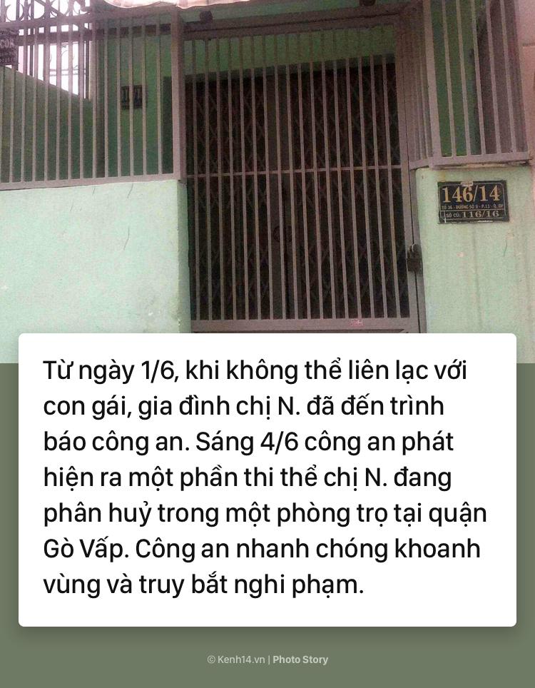 Toàn cảnh vụ án rúng động dư luận: Giết bạn gái cũ ở Sài Gòn, ôm thi thể ngủ 8 tiếng rồi đi phân xác ở Tây Ninh - Ảnh 3.