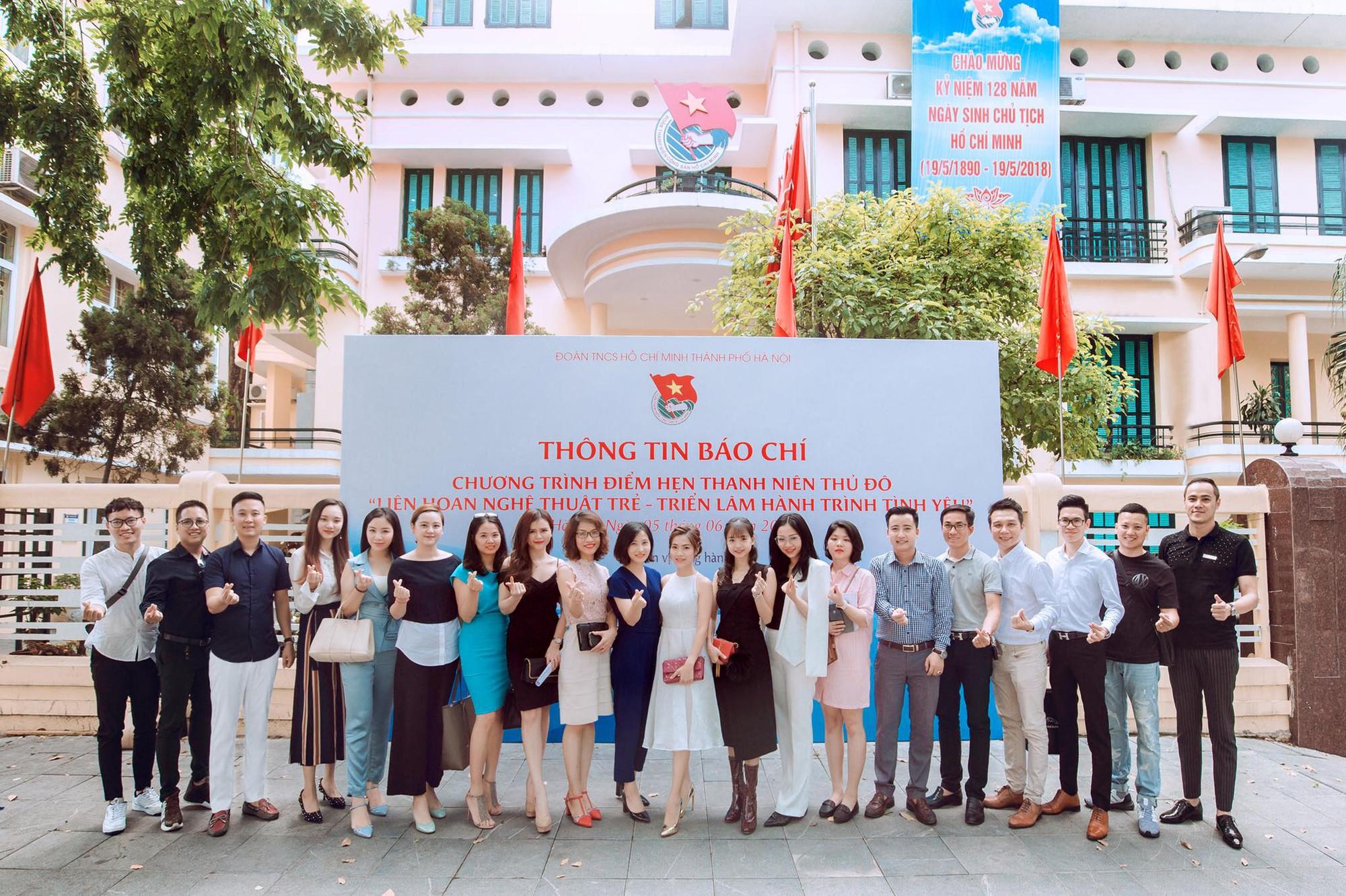 Giới trẻ háo hức đón chờ chuỗi hoạt động văn hóa nghệ thuật ý nghĩa tại chương trình Điểm hẹn Thanh niên Thủ đô 2018 - Ảnh 1.