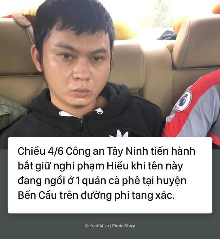 Toàn cảnh vụ án rúng động dư luận: Giết bạn gái cũ ở Sài Gòn, ôm thi thể ngủ 8 tiếng rồi đi phân xác ở Tây Ninh - Ảnh 9.