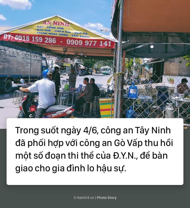Toàn cảnh vụ án rúng động dư luận: Giết bạn gái cũ ở Sài Gòn, ôm thi thể ngủ 8 tiếng rồi đi phân xác ở Tây Ninh - Ảnh 11.