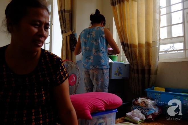 """Mẹ trẻ ở Nghệ An bất chấp lời khuyên của bác sĩ giữ lại tứ thai: """"Trời cho rồi, nhất quyết không bỏ - Ảnh 6."""