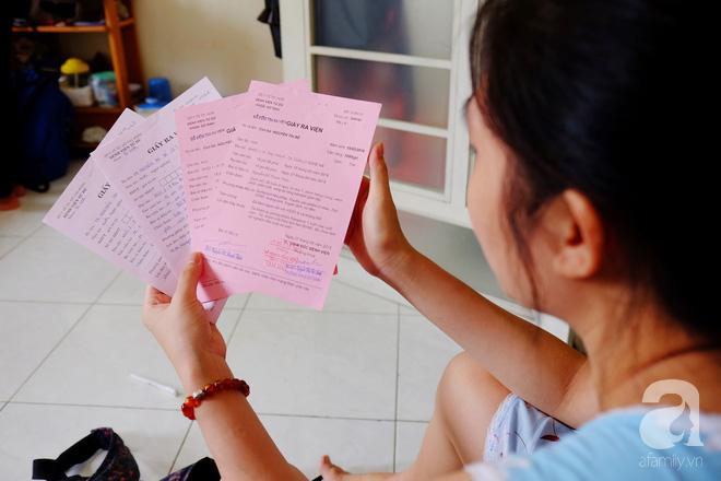 """Mẹ trẻ ở Nghệ An bất chấp lời khuyên của bác sĩ giữ lại tứ thai: """"Trời cho rồi, nhất quyết không bỏ - Ảnh 7."""