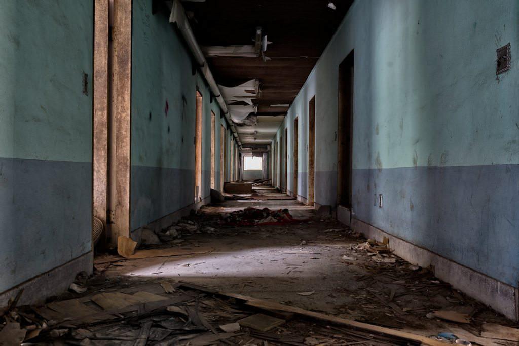 Bị buộc đóng cửa sau hàng loạt cái chết bí ẩn, bệnh viện tâm thần bị bỏ hoang 20 năm tại Hàn Quốc là một trong những nơi đáng sợ nhất thế giới - Ảnh 6.