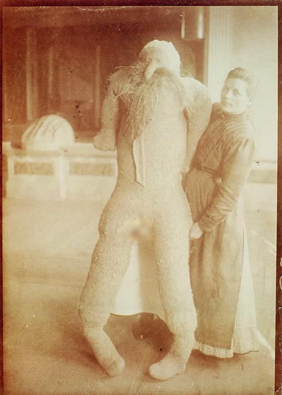 Những bức ảnh tư liệu từ thế kỷ 20, trải qua ngót 100 năm lại trở nên tà mị bất ngờ - Ảnh 9.
