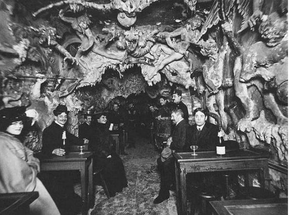 Những bức ảnh tư liệu từ thế kỷ 20, trải qua ngót 100 năm lại trở nên tà mị bất ngờ - Ảnh 10.