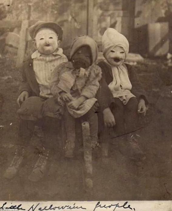 Những bức ảnh tư liệu từ thế kỷ 20, trải qua ngót 100 năm lại trở nên tà mị bất ngờ - Ảnh 11.