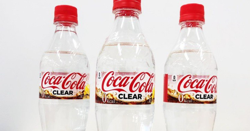 Nhật Bản xuất hiện Coca Cola trong suốt khiến giới trẻ các nước háo hức muốn thưởng thức ngay - Ảnh 1.