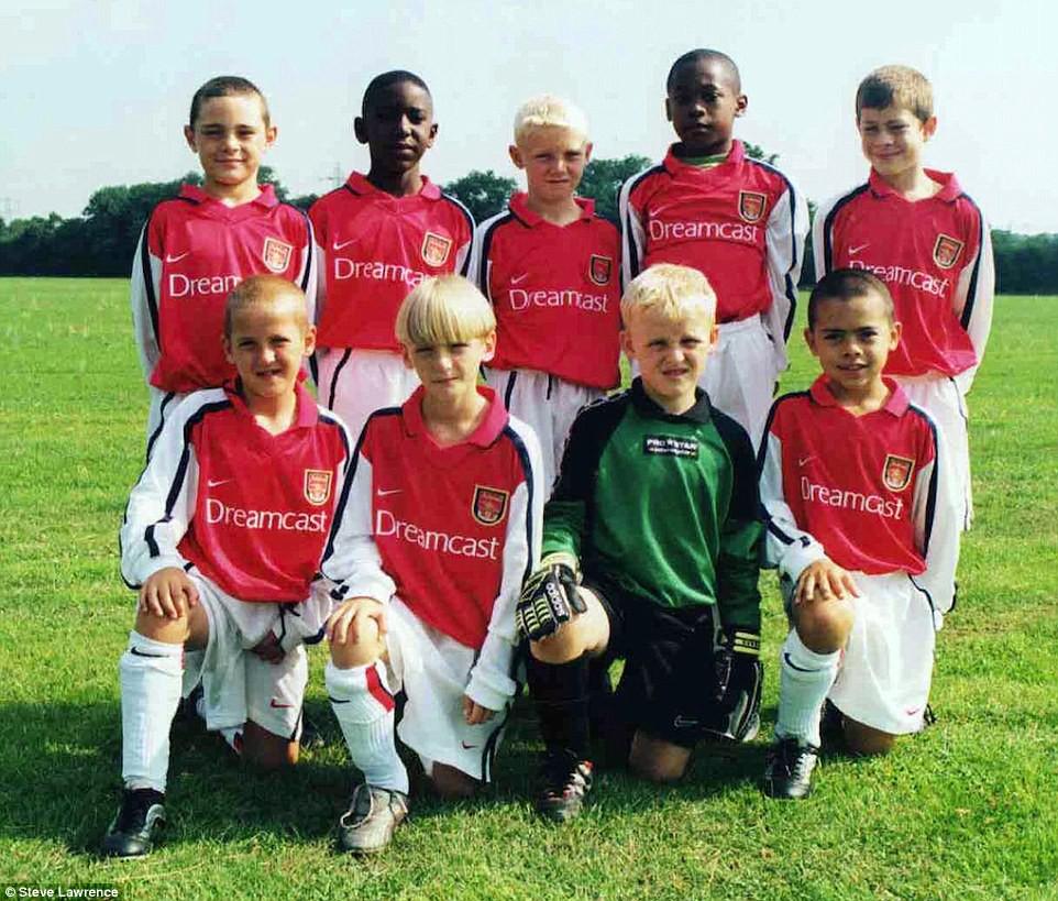 Harry Kane: Niềm hy vọng của nước Anh từng bị Arsenal ruồng bỏ - Ảnh 1.