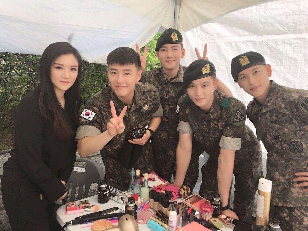 Ji Chang Wook, Im Siwan, Kang Ha Neul, Joo Won: F4 của quân ngũ - Ảnh 13.