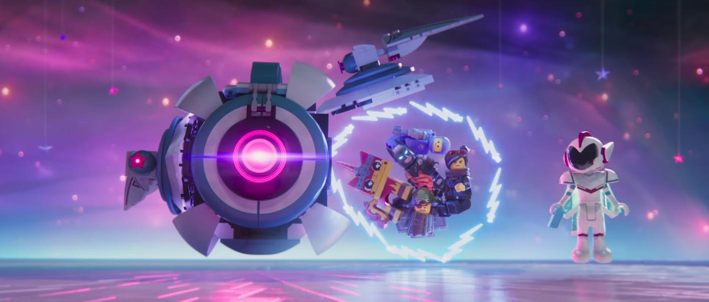 """Trailer """"The Lego Movie 2"""": Người Dơi bị người ngoài hành tinh bắt cóc - Ảnh 4."""