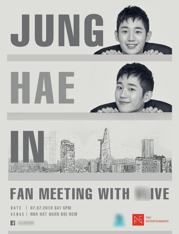Chính thức: Nam tài tử phim Chị đẹp Jung Hae In sắp tổ chức fanmeeting tại Việt Nam vào tháng 7 - Ảnh 5.
