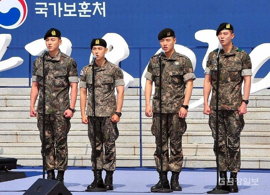 Ji Chang Wook, Im Siwan, Kang Ha Neul, Joo Won: F4 của quân ngũ - Ảnh 10.