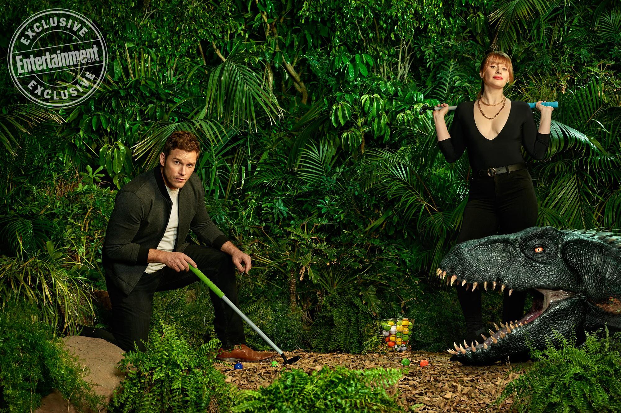 Cẩm nang 5 điều nằm lòng giúp bạn tránh lạc ở thế giới khủng long Jurassic World: Fallen Kingdom - Ảnh 3.