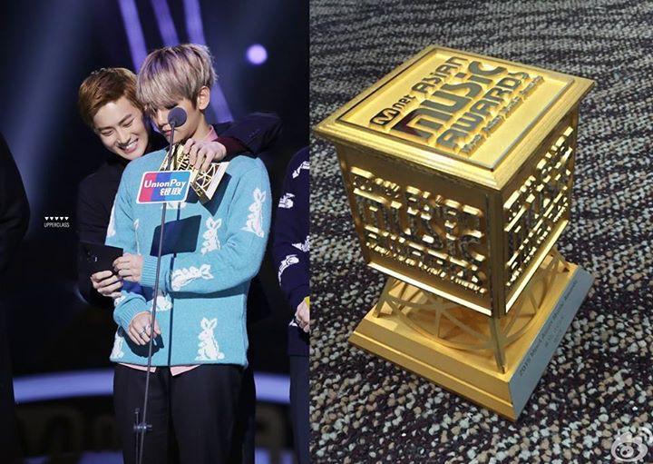 Những sự cố trên các sân khấu trao giải Kpop: Từ tưởng bản thân là người chiến thắng cho đến trao nhầm giải - Ảnh 12.