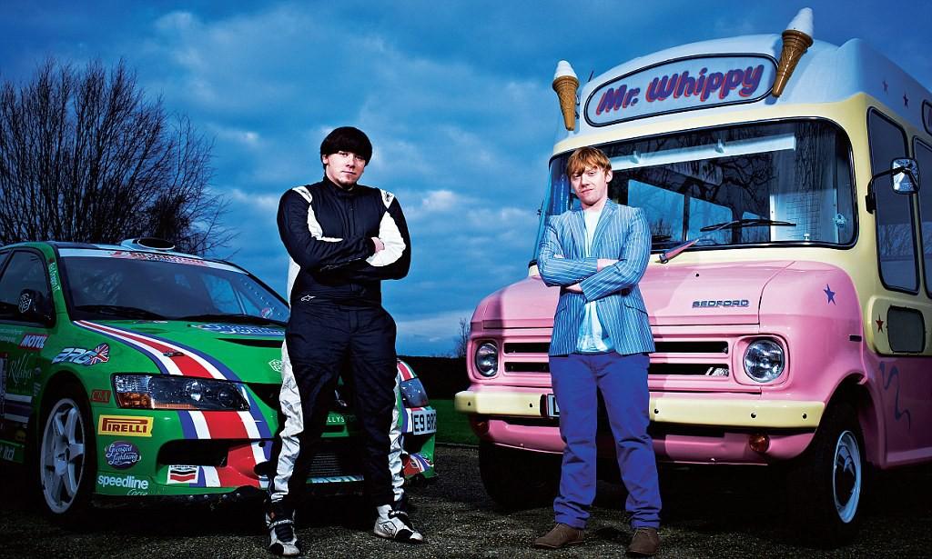 Cận cảnh xe kem ai thấy cũng mê của phù thủy Ron Weasley (Rupert Grint) - Ảnh 2.