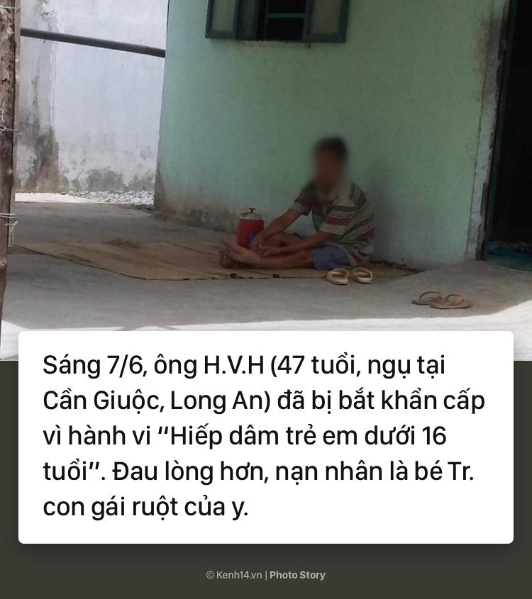 Từ đoạn clip bé gái 10 tuổi kể chuyện bị xâm hại tình dục đến lệnh bắt khẩn cấp người cha ruột - Ảnh 1.