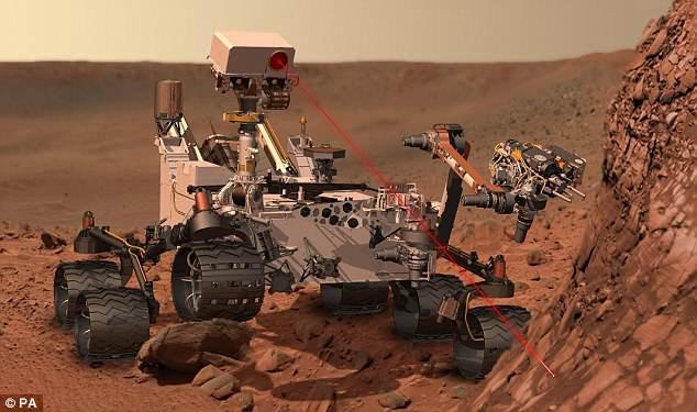 1h sáng thứ 6: NASA tổ chức họp báo về một phát hiện lớn trên sao Hỏa - Ảnh 2.