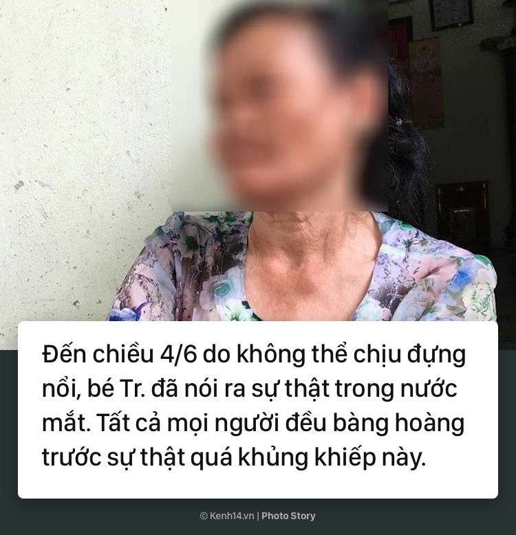 Từ đoạn clip bé gái 10 tuổi kể chuyện bị xâm hại tình dục đến lệnh bắt khẩn cấp người cha ruột - Ảnh 7.