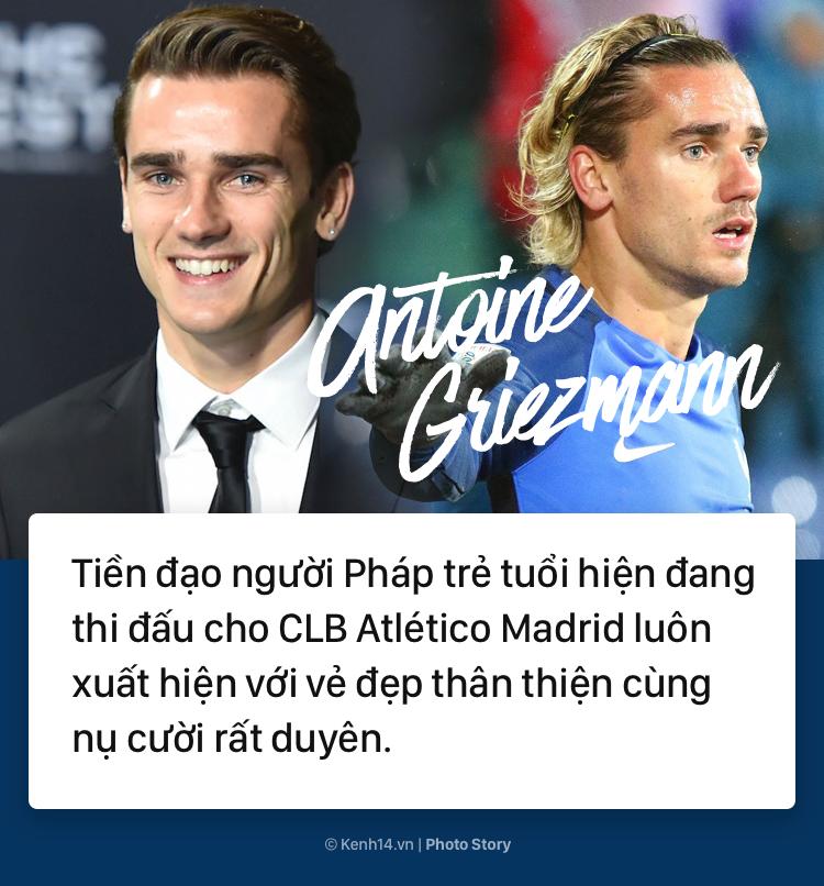 Griezmann, Reus và những cầu thủ điển trai nhất World Cup 2018 - Ảnh 9.