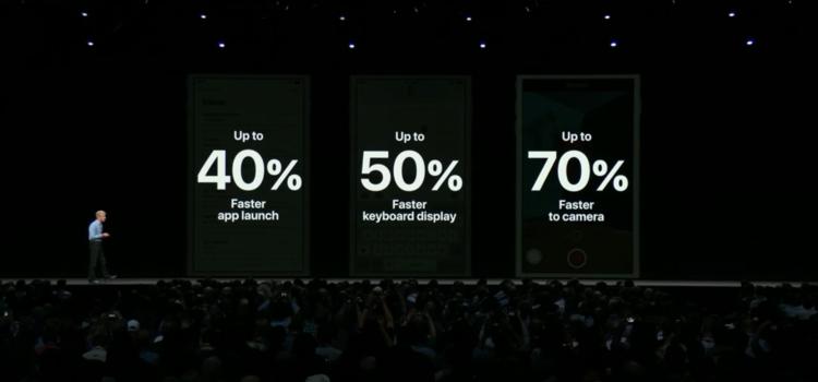 3 điều chứng minh iOS 12 sinh ra là để ưu ái hội thích dùng iPhone cũ và cày nhiều app - Ảnh 1.