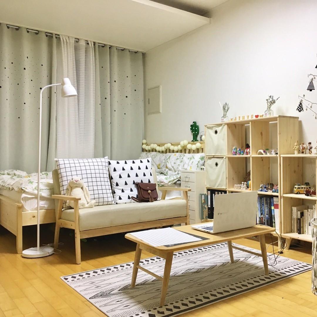 Những căn phòng bé như hộp diêm mà xinh xắn đến bất ngờ của giới trẻ Hàn Quốc - Ảnh 10.
