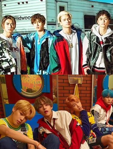 Netizen sôi sục trước nghi vấn boygroup Nhật Bản đạo nhái BTS