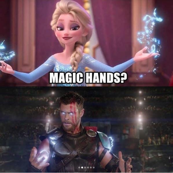 Fan Marvel chắc sẽ khóc thét nếu phát hiện ra Thần Sấm Thor cũng là một công chúa Disney! - Ảnh 4.